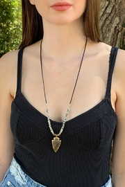 Wild Lilies Jewelry  Arrow Pendant Necklace - Product Mini Image