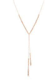 Wild Lilies Jewelry  Beaded Lariat Necklace - Product Mini Image