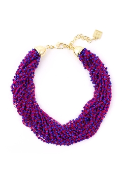 Shoptiques Product: Beaded Statement Necklace