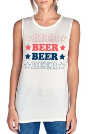 Wild Lilies Jewelry  Beer Tank Top - Product Mini Image