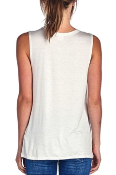 Wild Lilies Jewelry  Beer Tank Top - Alternate List Image