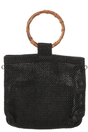 Wild Lilies Jewelry  Black Mesh Purse - Product Mini Image