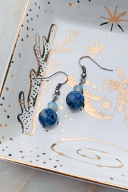 Wild Lilies Jewelry  Blue Sodalite Earrings - Product Mini Image