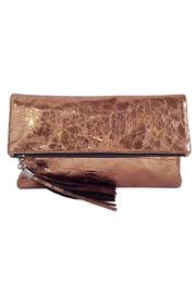Wild Lilies Jewelry  Bronze Fringe Clutch - Product Mini Image