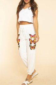Wild Lilies Jewelry  Butterfly Jogger Sweatpants - Product Mini Image