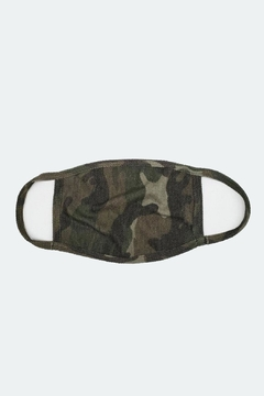Wild Lilies Jewelry  Camouflage Face Mask - Alternate List Image