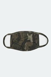 Wild Lilies Jewelry  Camouflage Face Mask - Product Mini Image