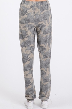 Wild Lilies Jewelry  Camouflage Jogger Sweatpants - Product List Image