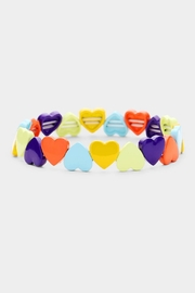 Wild Lilies Jewelry  Candy Hearts Bracelet - Product Mini Image