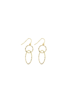 Shoptiques Product: Chain Link Earrings