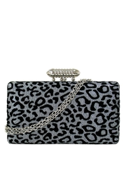 Wild Lilies Jewelry  Cheetah Box Clutch - Product Mini Image