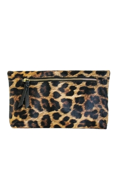 Wild Lilies Jewelry  Cheetah Foldover Clutch - Alternate List Image