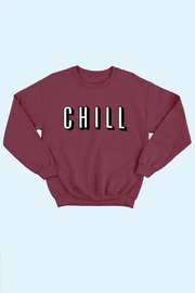 Wild Lilies Jewelry  Chill Sweatshirt - Product Mini Image