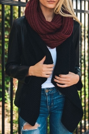 Wild Lilies Jewelry  Chunky Infinity Scarf - Front cropped
