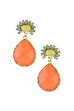 Shoptiques Product: Color Burst Earrings