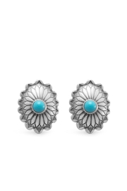 Wild Lilies Jewelry  Concho Stud Earrings - Product Mini Image
