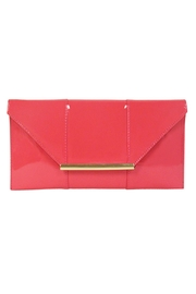 Wild Lilies Jewelry  Coral Envelope Clutch - Product Mini Image