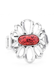 Wild Lilies Jewelry  Coral Flower Bracelet - Product Mini Image