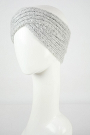 Wild Lilies Jewelry  Crossover Knit Headband - Front full body