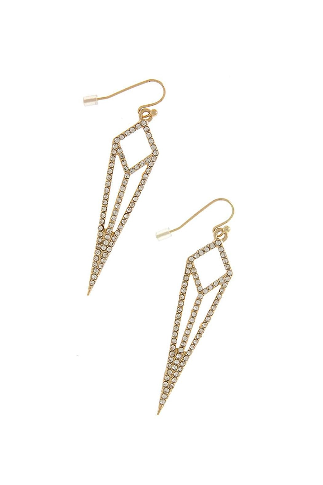 geometric trends jewelry earring fashion trendy earrings models ideas designs design