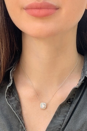 Wild Lilies Jewelry  Crystal Pendant Necklace - Front cropped