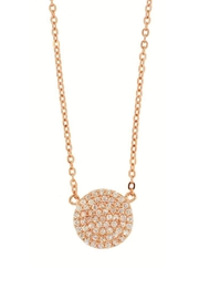 Wild Lilies Jewelry  Crystal Pendant Necklace - Product Mini Image