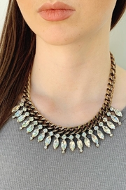 Wild Lilies Jewelry  Crystal Statement Necklace - Product Mini Image