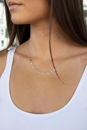 Wild Lilies Jewelry  Dainty Star Necklace - Front cropped