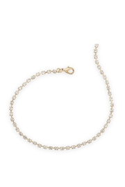 Wild Lilies Jewelry  Delicate Crystal Choker - Front cropped