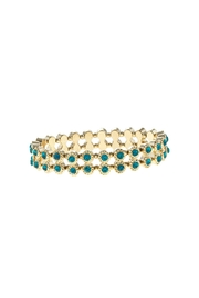 Wild Lilies Jewelry  Double Row Bracelet - Product Mini Image