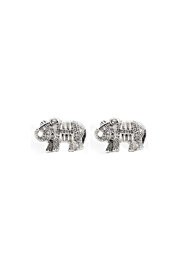 Wild Lilies Jewelry  Elephant Stud Earrings - Product Mini Image