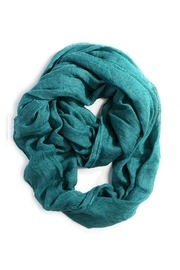Wild Lilies Jewelry  Emerald Infinity Scarf - Product Mini Image
