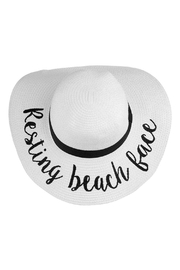 Wild Lilies Jewelry  Floppy Beach Hat - Product Mini Image