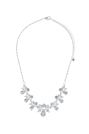 Wild Lilies Jewelry  Floral Crystal Necklace - Product Mini Image