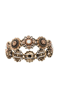 Wild Lilies Jewelry  Floral Stretch Bracelet - Product List Image