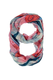 Wild Lilies Jewelry  Flower Infinity Scarf - Product Mini Image