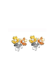 Wild Lilies Jewelry  Flower Stud Earrings - Product Mini Image