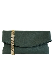 Wild Lilies Jewelry  Fold Over Clutch - Front cropped