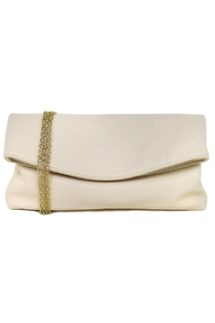 Shoptiques Product: Fold Over Clutch Bag