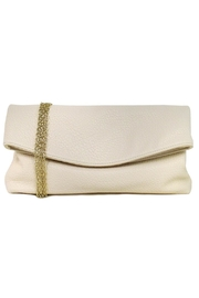 Wild Lilies Jewelry  Fold Over Clutch Bag - Front cropped