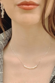 Wild Lilies Jewelry  Freshwater Pearl Necklace - Product Mini Image
