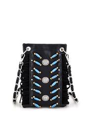Wild Lilies Jewelry  Fringe Cross Body Bag - Product Mini Image
