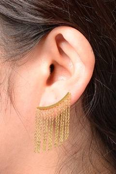 Wild Lilies Jewelry  Fringe Ear Crawler - Product List Image