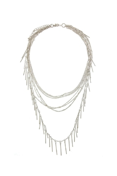 Shoptiques Product: Fringe Statement Necklace