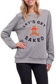 Wild Lilies Jewelry  Get Baked Sweater - Product Mini Image