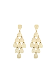 Wild Lilies Jewelry  Gold Chandelier Earrings - Product Mini Image