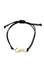 Wild Lilies Jewelry  Gold Love Bracelet - Product Mini Image