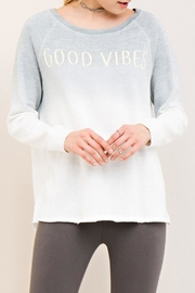 Wild Lilies Jewelry  Good Vibes Sweater - Product Mini Image