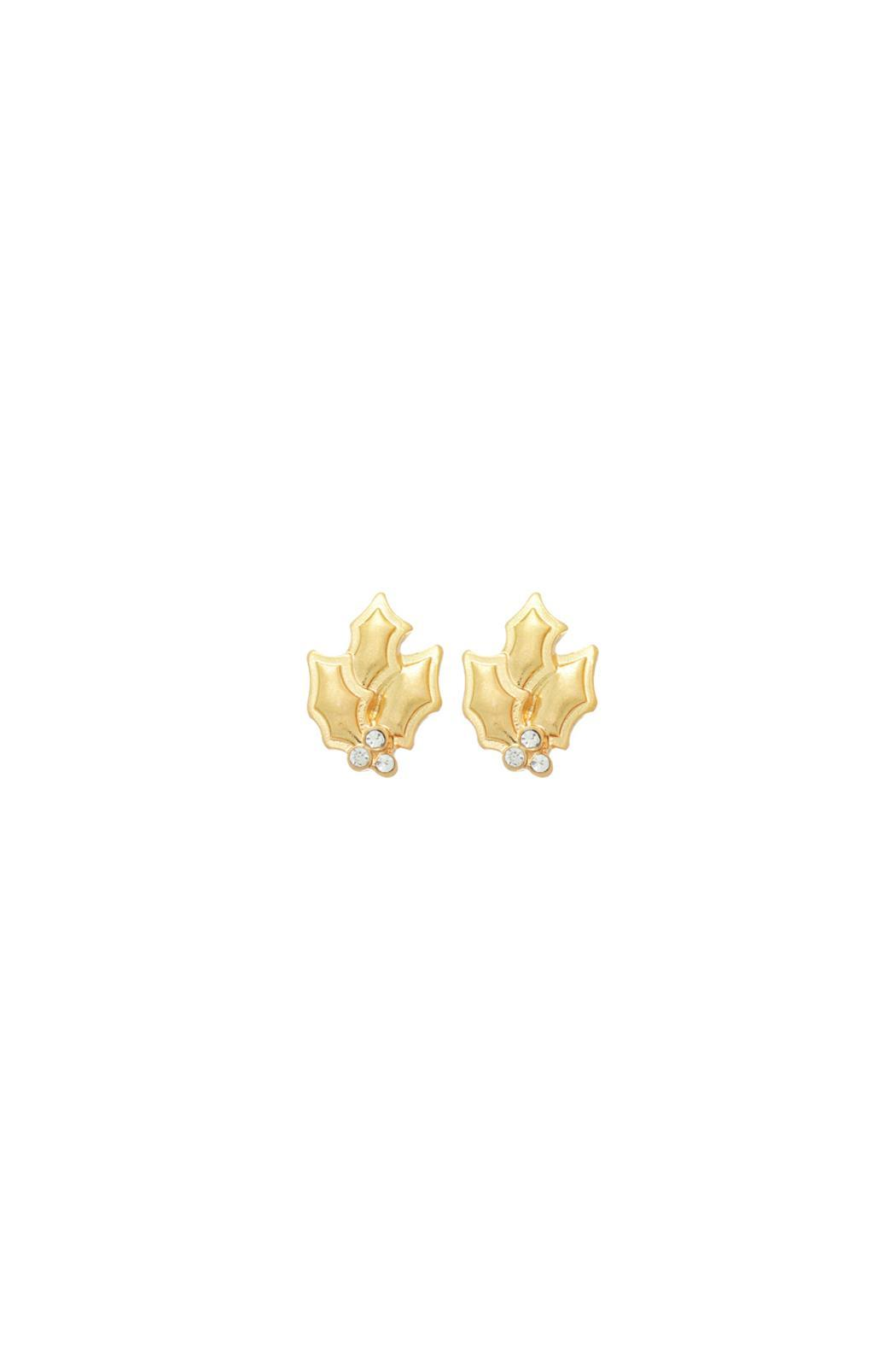 Wild Lilies Jewelry  Holly Stud Earrings - Main Image