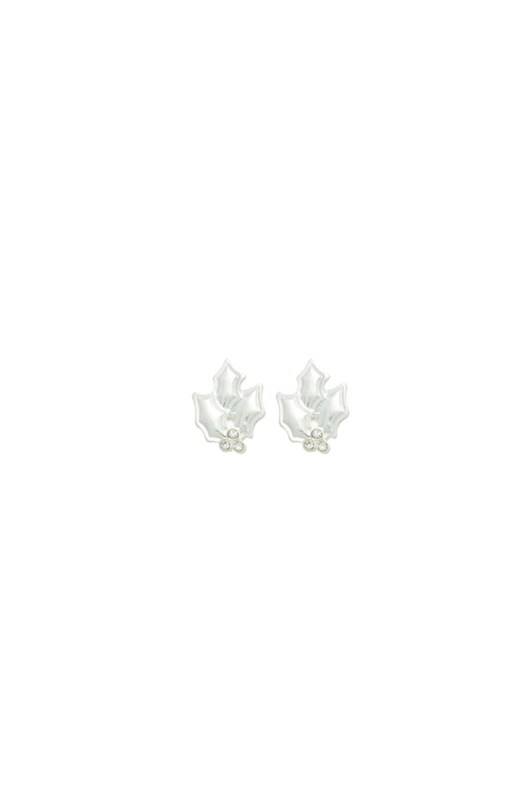 Wild Lilies Jewelry  Holly Stud Earrings - Front Cropped Image